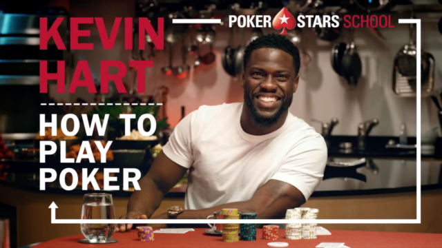 Kevin Hart – Poker Face | How To Play Poker | Dir.: Gabe Turner